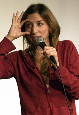 chelsea peretti stand up