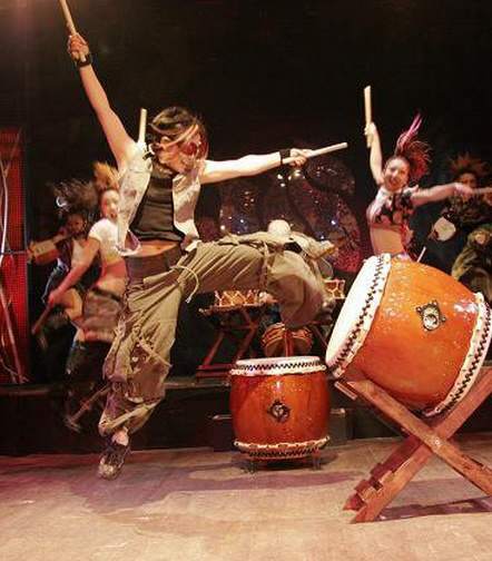 COBU - Dance Like Drumming, Drum Like Dancing