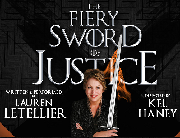 The Fiery Sword of Justice