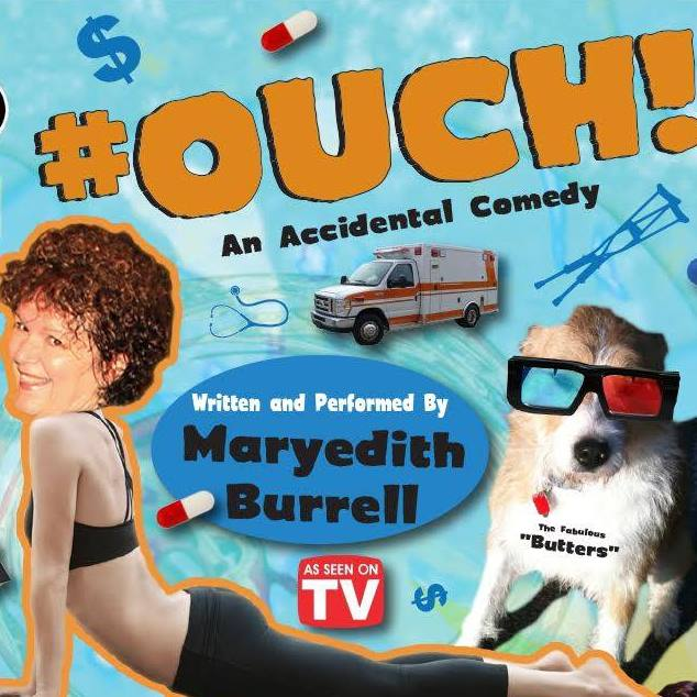 #Ouch!: An Accidental Comedy