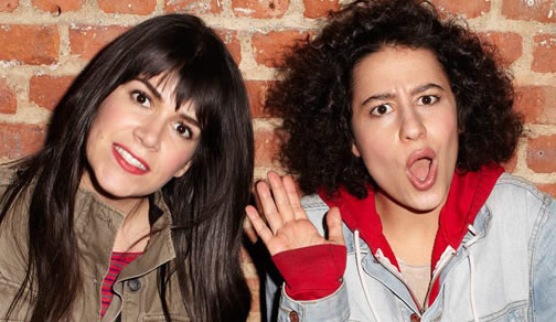 Abbi Jacobson & Ilana Glazer of Broad City