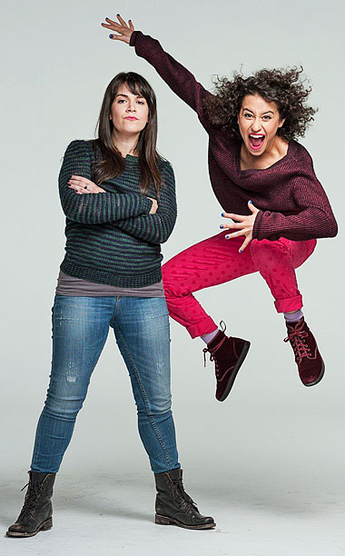 Abbi Jacobson & Ilana Glazer: Broad City