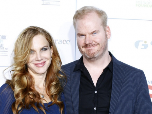 Jim & Jeannie Gaffigan, and