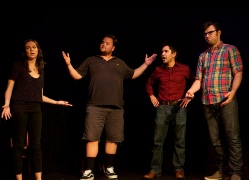 What I Did For Love improv