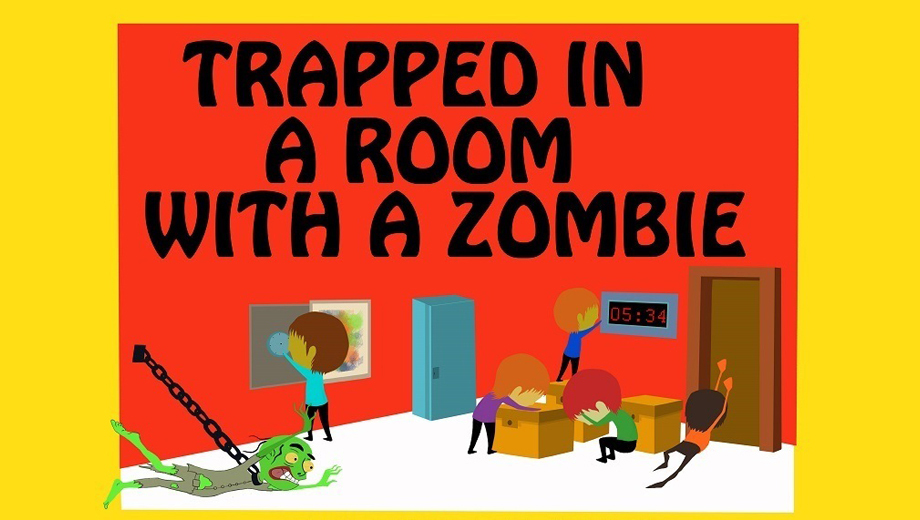 Trapped in a Room with a Zombie