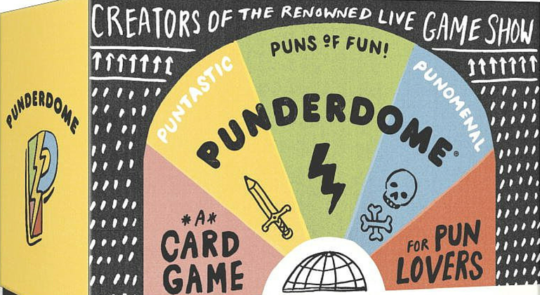 Punderdome the Card Game