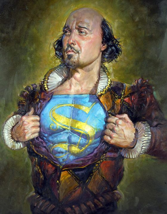 Super Shakespeare