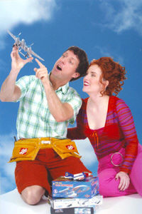 Christopher Sutton and Donna Lynne Champlin