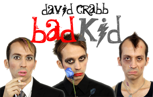 David Crabb: Bad Kid