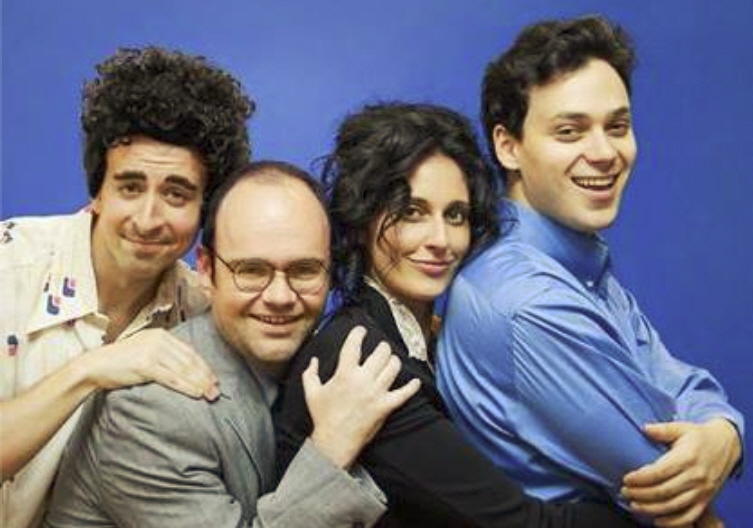 "Bellevue Presents Seinfeld: ""The Leaning Susan"""