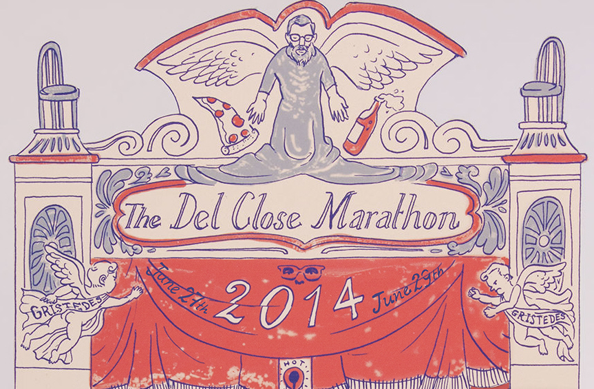 The 16th Annual Del Close Improv Marathon