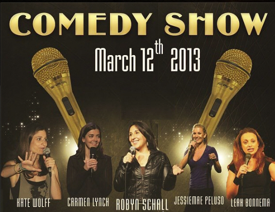Funny Ladies with Robyn Schall