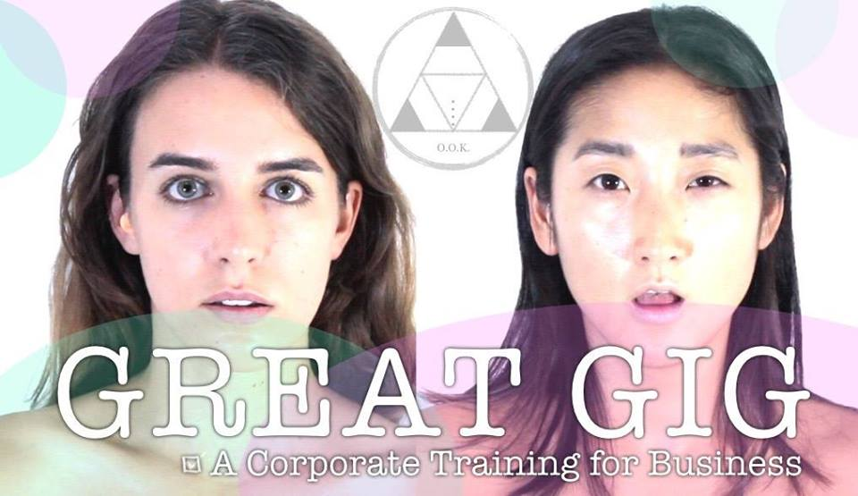 "Ginny Leise & Soojeong Son in ""Great Gig"""