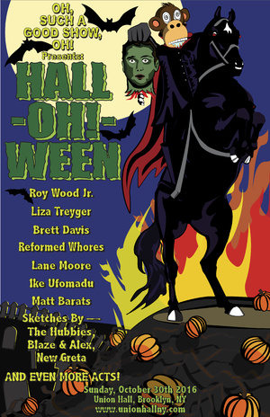 Hall-Oh!-Ween