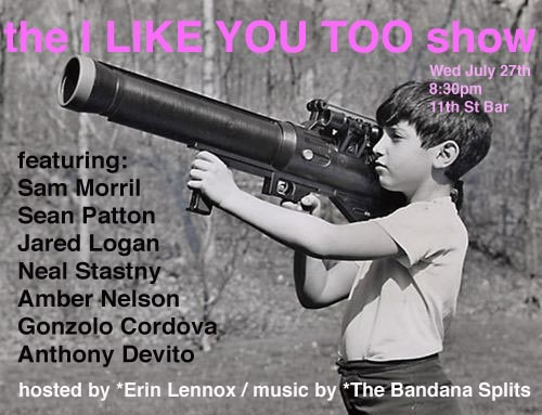 The I Like You Too Show