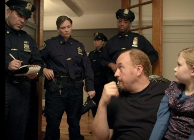 Louis C.K.'s FX TV series Louie