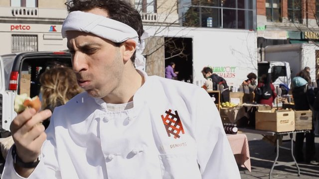 Peter Grosz as Chef Michael Denardi