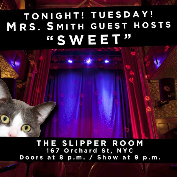 Mrs.  Smith Hosts Sweet