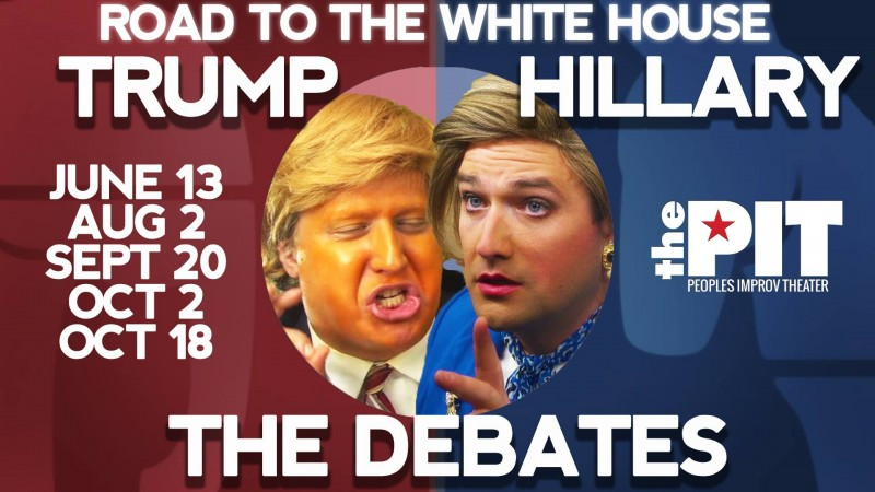 Road to the White House: Trump vs Hillary