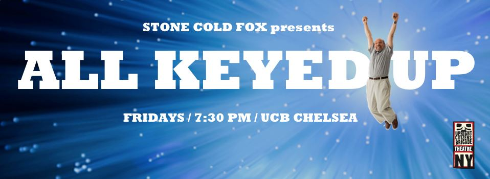 Stone Cold Fox: All Keyed Up