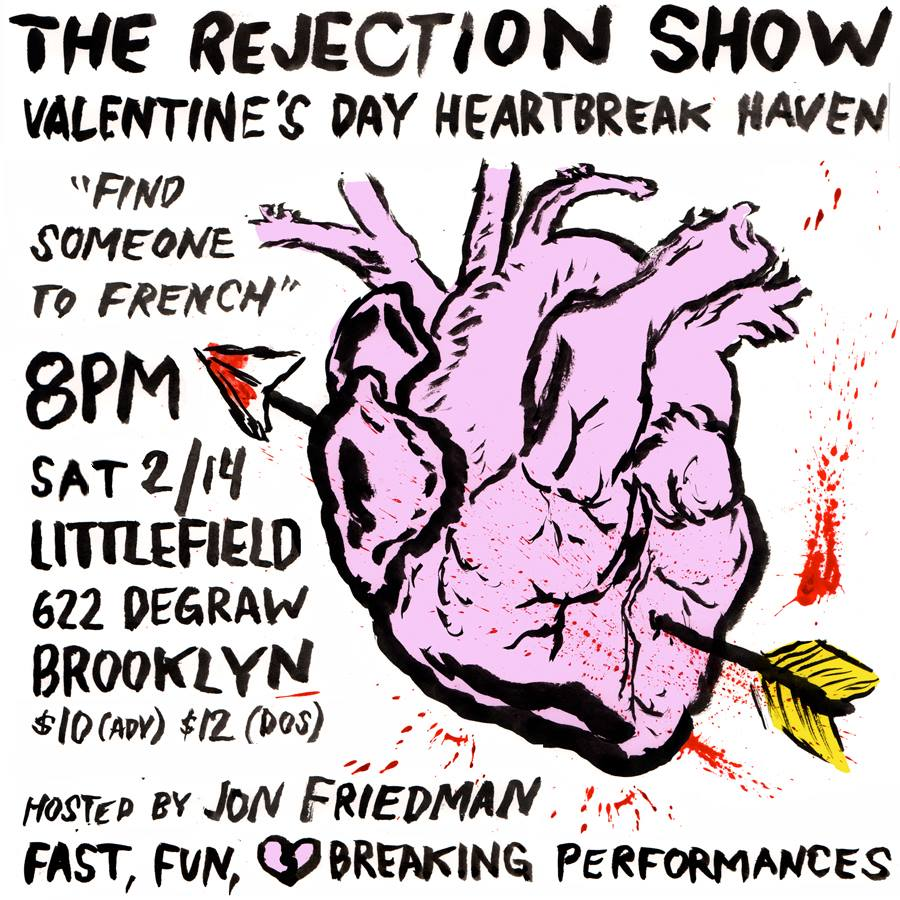 The Rejection Show