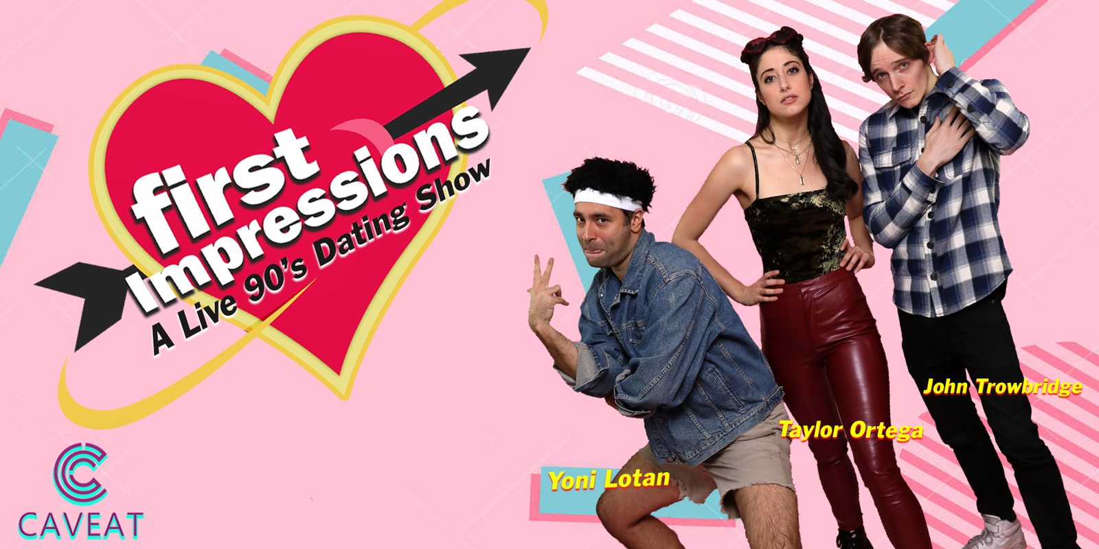 First Impressions: A Live 90s Dating Show